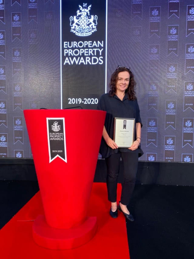 Tremend z nagrodą European Property Awards