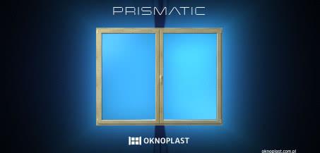 OKNOPLAST wprowadza do swojej kolekcji nowość - wyjątkowe okno PRISMATIC
