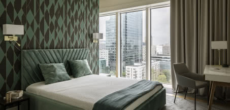 Na Złotej 44 powstało 15 luksusowych apartamentów! Zaprojektowała je Alina Badora