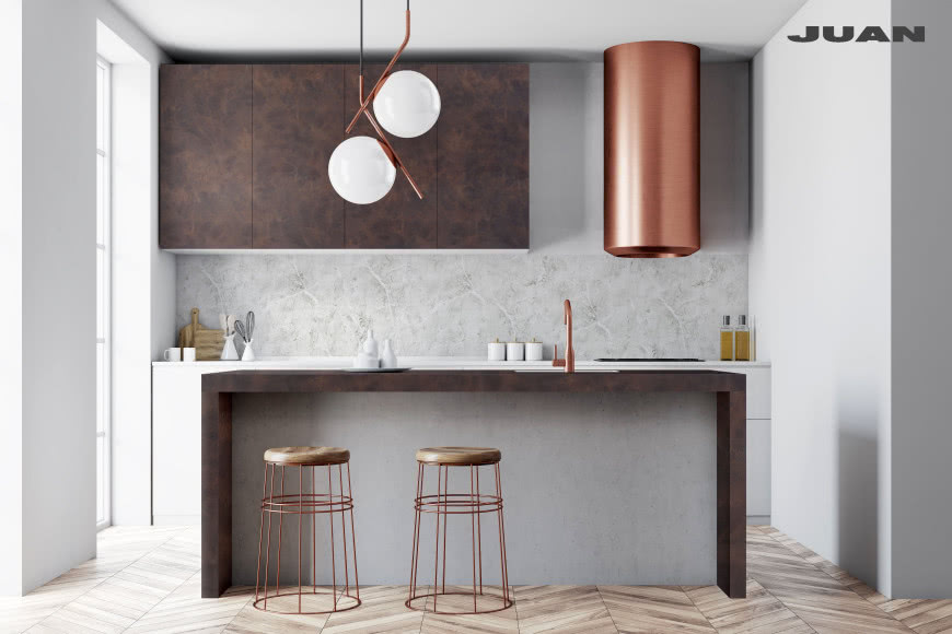 Kuchnia W Stylu Art Deco Czasnawnętrze