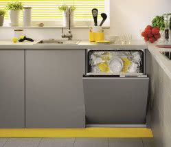 Zmywarka ZDT15001FA Space+ do zabudowy Zanussi