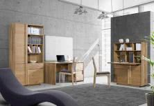 Woodline Home Office - meble do gabinetu