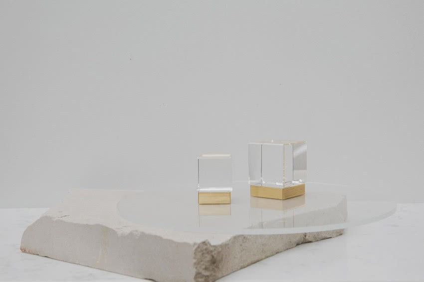 Uchwyty meblowe GlassCube // ModernCollection...