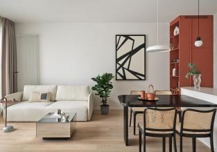 Mieszkanie pod wynajem urządzone w zgodzie z najnowszymi trendami