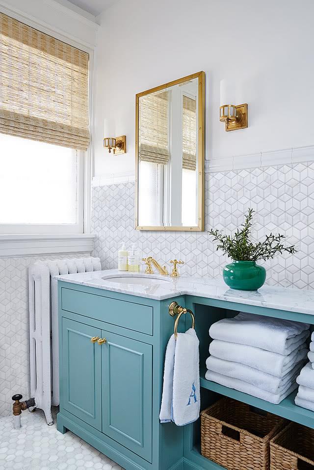 Największy Trend W Urządzaniu łazienek Mozaika Czasnawnętrze