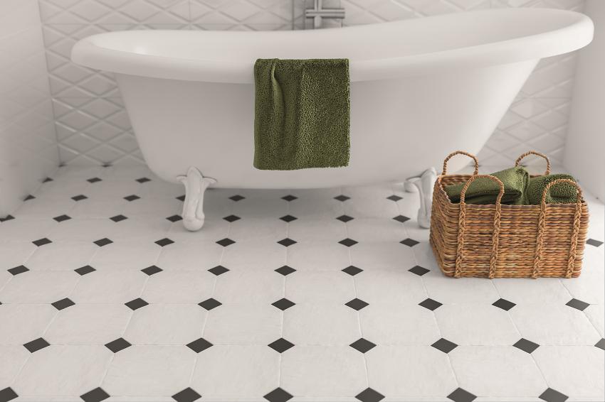 Największy Trend W Urządzaniu łazienek Mozaika Zdjęcie 5