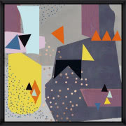 Dekorian Home, MindTheGap, Abstract triangles,...