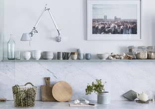 Kuchnia bez szafek górnych - najpiękniejsze aranżacje