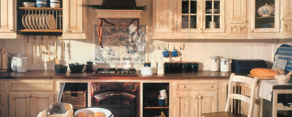 Urządzamy Kuchnie W Stylach Angielskim Rustykalnym