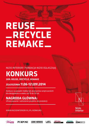 3 x R - reuse, recycle, remake