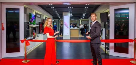 Pierwszy w Europie Brand Store LG! Powstał w Warszawie!
