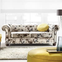 Sofa Chesterfield, Living Room, JOEL MEBLE