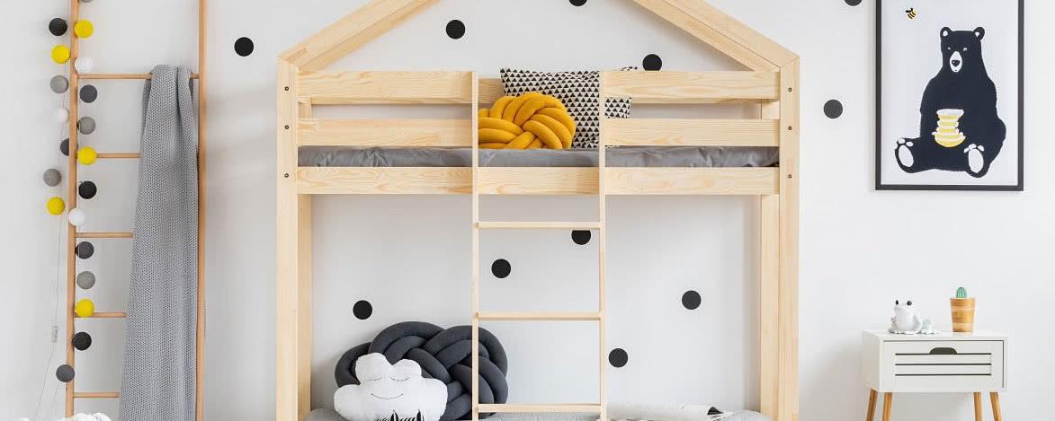 Jakie łóżko Piętrowe Wybrać Do Pokoju Dziecka Czasnawnętrze