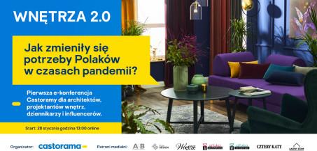 Wnętrza 2.0. Jak zmieniły się potrzeby Polaków w czasach pandemii?