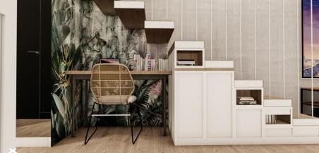 Jak zyskać miejsce do przechowania w małym mieszkaniu?