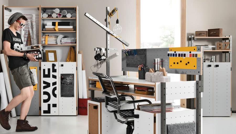 Biurko w kształcie litery l Galeria zdjęć i obrazów na imgED