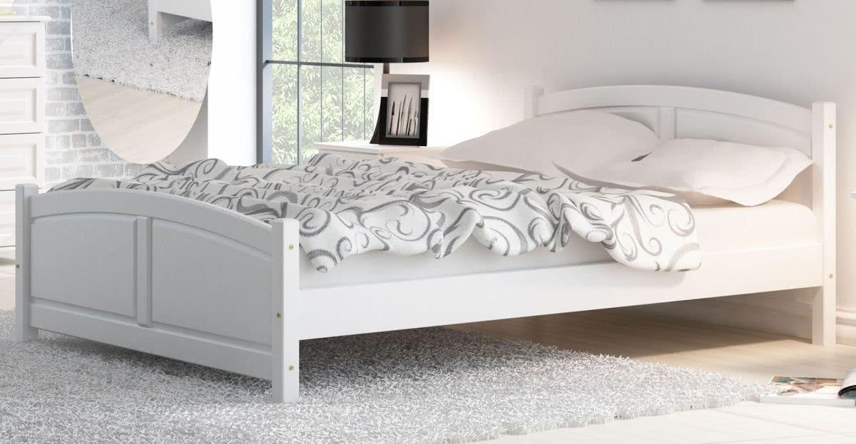 łóżko Do Minimalistycznej Sypialni Czasnawnętrze