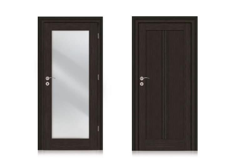Drzwi Z Lustrem Z Kolekcji Drzwi Vox Classic Butik