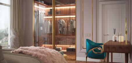 Master bedroom, czyli sypialnia jak w amerykańskich filmach