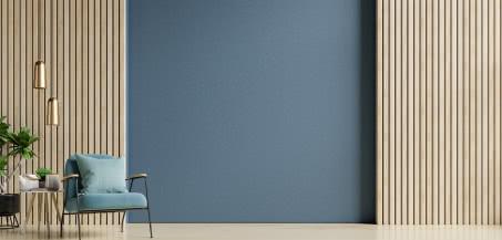 Lamele drewniane na ścianie - rodzaje, ceny, zastosowanie