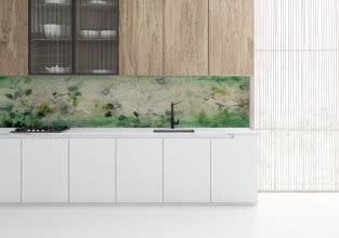 Przepis na tapetę do kuchni - pomysły na aranżacje kuchni z tapetą w tle