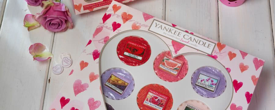 Love Is in the Air - zmysłowe świece Yankee Candle