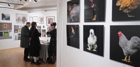 Kilkaset dzieł sztuki kupionych w dwa dni! Kolejny sukces Targów Sztuki Dostępnej!